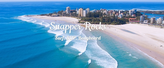 Snapperrocks surfear australia
