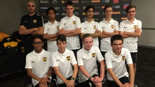 Futsal australia team spanish