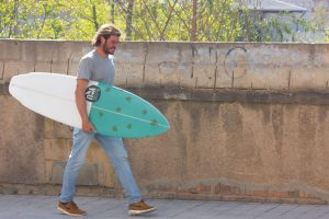 Banana shapes tablas de surf