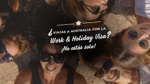 Work and holiday Australia